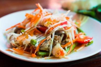Gesund und lecker: Die thailändische Küche sollte man mal probiert haben