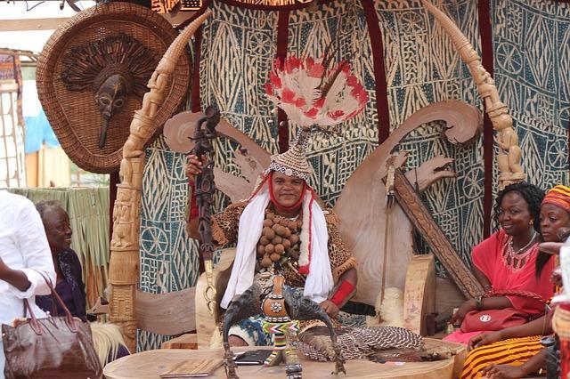 Traditionen in Kamerun