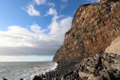 Wilde Küste