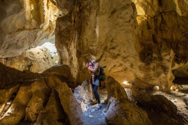 In the Capricorn Cave