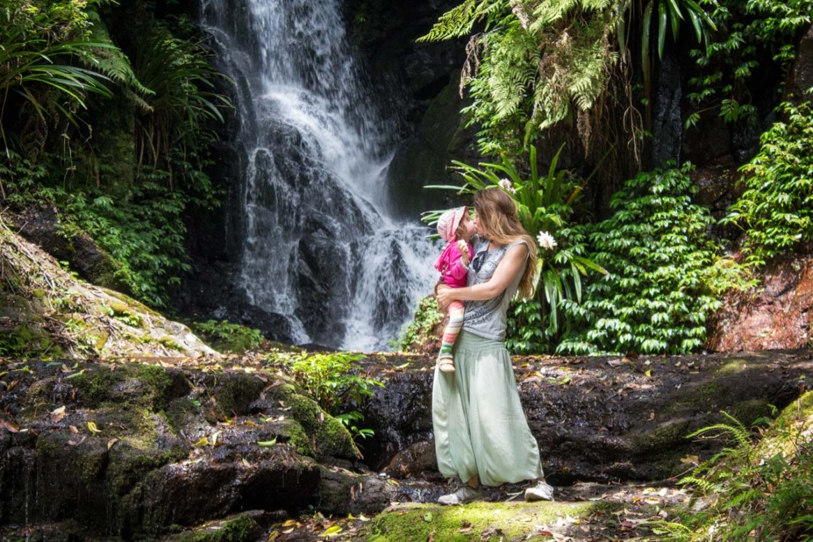 The Elabana waterfalls - Part 3
