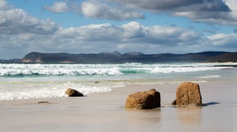 Mountains and the sea - Friendly Beaches