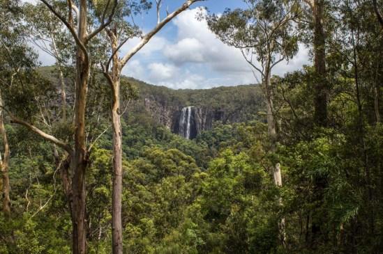 The Minyon Falls