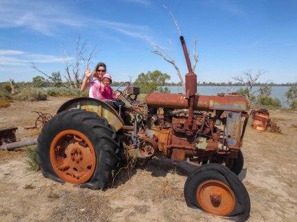 Traktor Mädels