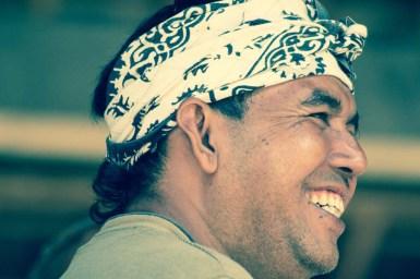 Balinese laugh