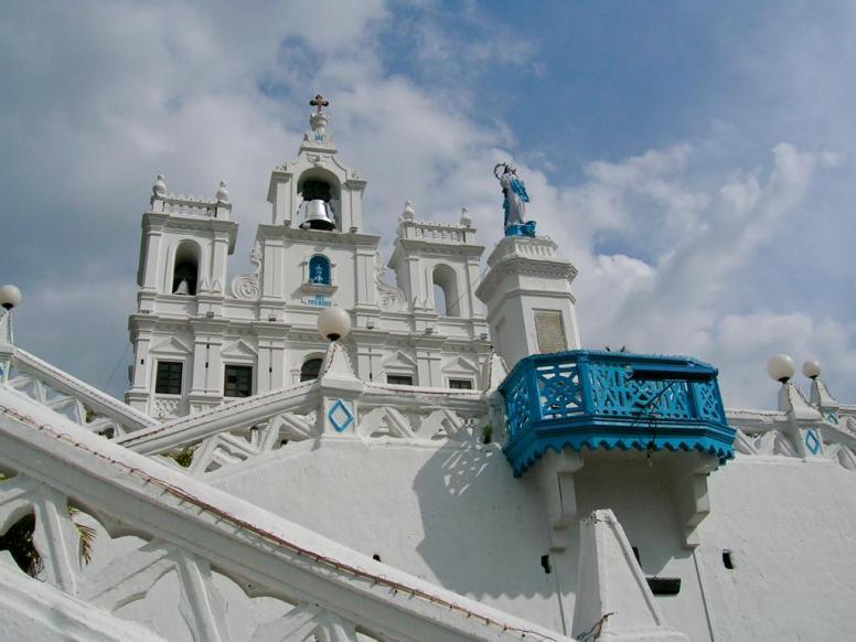 Christentum in Goa - Panaji