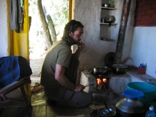 Momente eines Kochs