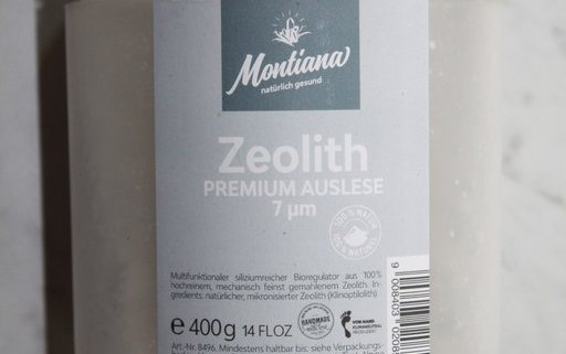Zeolith Premium Auslese