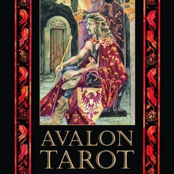 Avalon Tarot- Das mythische Land der Seele