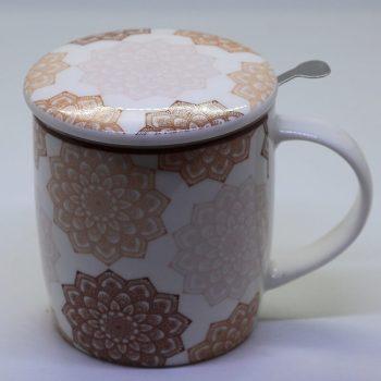 Teetasse mit Sieb und Deckel online kaufen