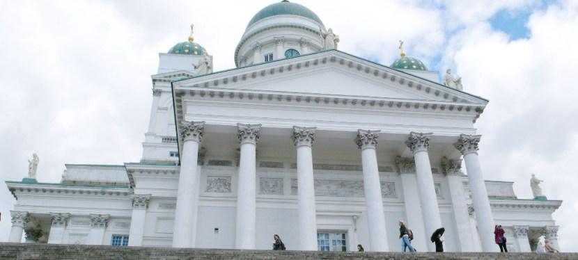 Helsinki: entspannte Stadt im Norden