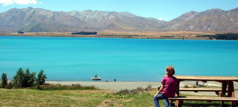 Lake Tekapo: Türkises Wasser und tausende Sterne