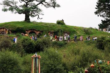 Hobbiton bei Matamata