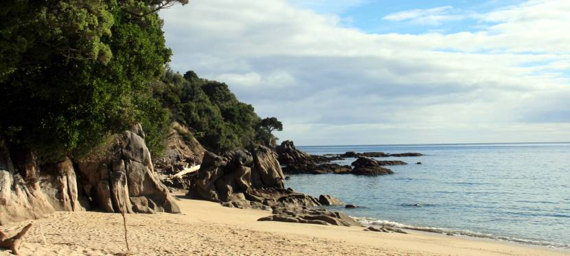 Abel Tasman NP: Sonne, Strand und Küstenwanderung