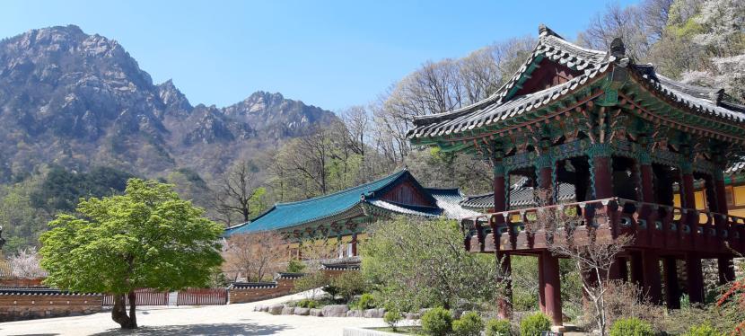 Südkorea: Wandern im Seoraksan-Nationalpark
