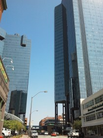 Straßen Fort Worth's