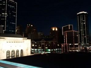 Fort Worth bei Nacht