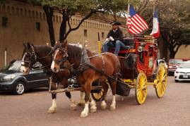 Ft Worth Carriage