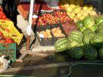 auf dem Markt in Shkodra
