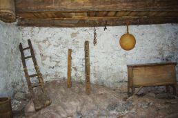 Im Inneren des Turms ist ein Museum untergebracht