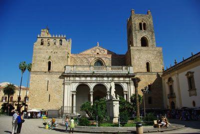 Die Kathedrale von Monreale.