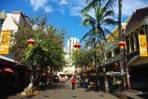 Bunte Straßen prägen das Bild von Chinatown