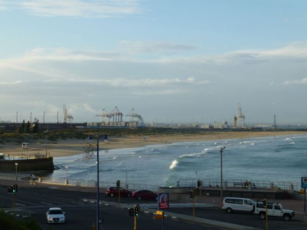 In diesem Hafen hoffen wir morgen unser WoMo abholen zu können