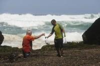 Die Muschel- und Austernfischer haben keinen leichten Job