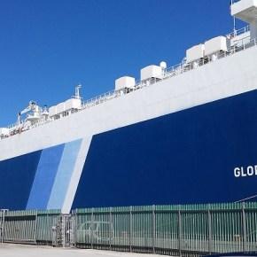 Verschiffung nach Südafrika mit Seabridge
