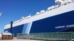Mit dem Pott ist unser WoMo von Bremerhaven nach Port Elisabeth verschifft worden