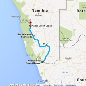 Statistik Namibia, Teil 2
