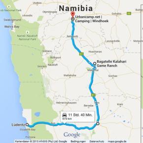 Statistik Namibia, Teil 7
