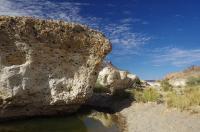 Im Tal des Tsauchab River.