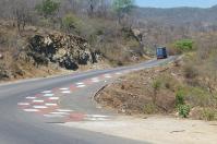 Das Sambesi-Escarpment...