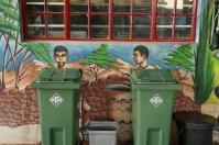 Die Müllmänner in der Malealea-Lodge heißen beide Otto.