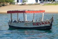 Auf der Reise ins Nirvana sind noch Plätze frei.