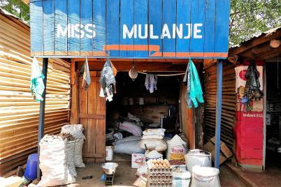 Was man als Miss Mulanje so alles braucht...