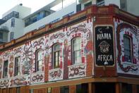 Kontrastreich - die Long Street in Kapstadt