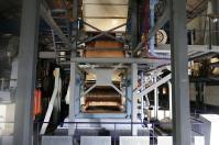 Imposant sind die Pressen in den Zuckerfabriken.