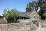 Klein Frankreich in Australien, provenzalisches Flair im Weinort Mintaro.