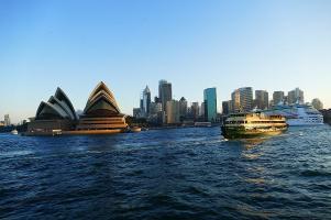 Zurück in Sydney...