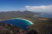 L002 Wineglas Bay, Tasmanien