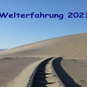 Welterfahrung 2021 - der neue Fotokalender