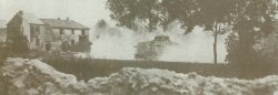 A7V beim Angriff