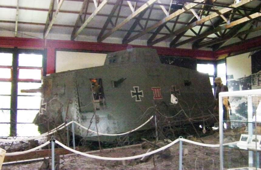 A7V Sturmpanzerwagen