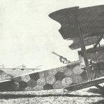 AEG G.IV Bomber Seitenansicht