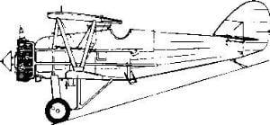 Armstrong Whitworth Siskin IIIA