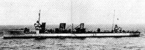 Zerstörer Klasse B 109
