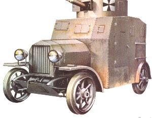 Erhardt E-V/4 Daimler M1915