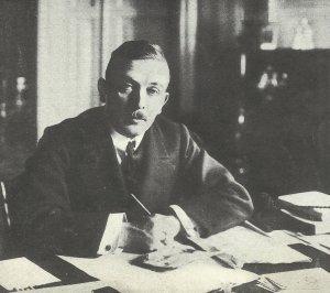 Richard von Kühlmann, deutscher Botschafter in London